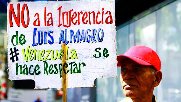 Cuba rechazó la aprobación de un representante designado por la Asamblea Nacional liderada por el opositor Juan Guaidó. (Foto: TeleSUR)