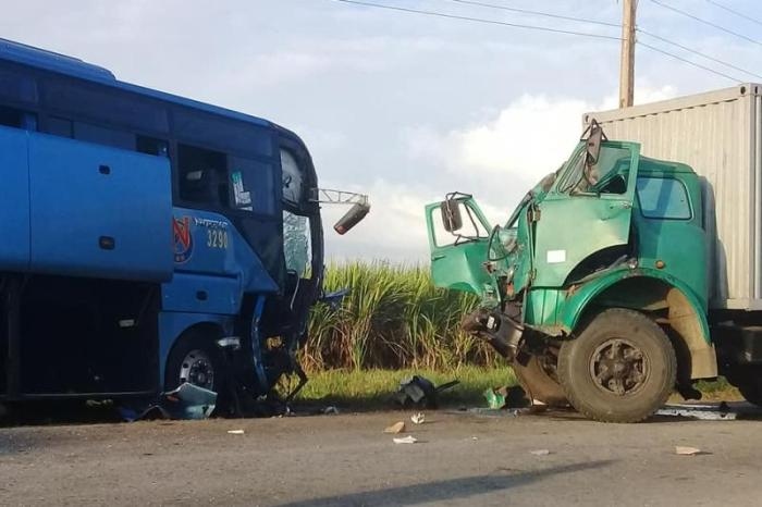 sancti spiritus, accidente de transito, accidentes de transito, fallecidos, vialidad, transito