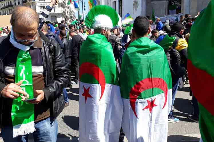 La transición genera en Argelia más dudas que certezas. (Foto: PL)