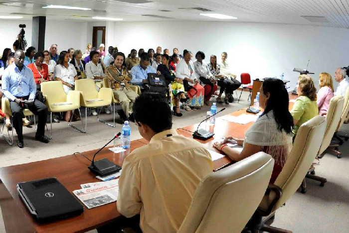 Asuntos medulares para el desarrollo económico y social de Cuba serán abordados por las comisiones. Foto: PL.