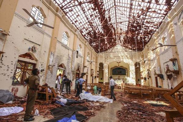 sri lanka, terrorismo, muertes, atentado