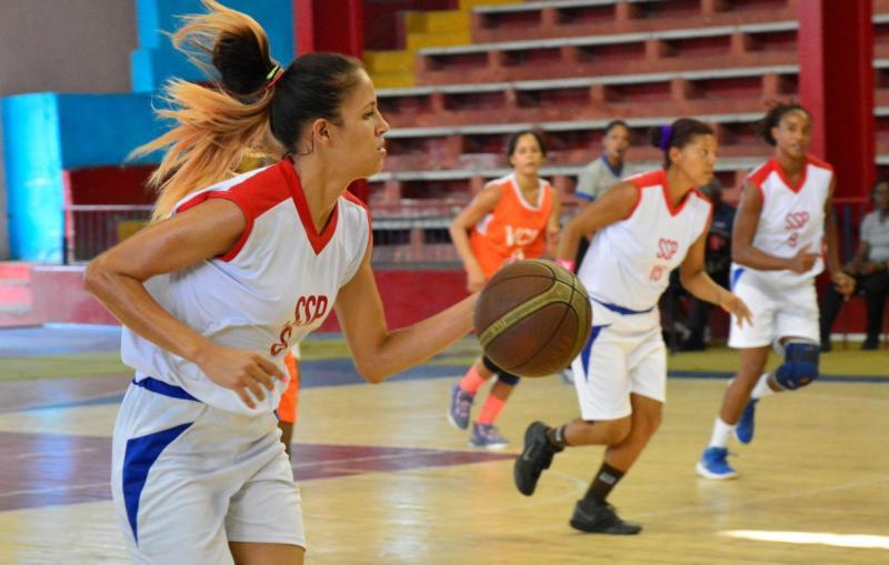 sancti spiritus, liga superior de baloncesto