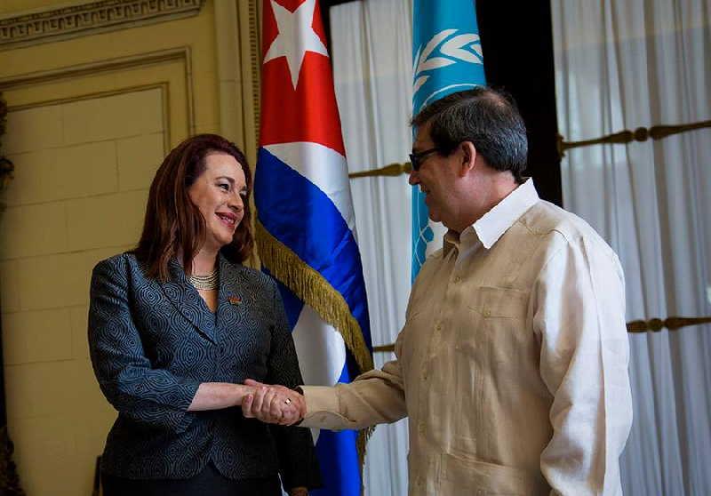 cuba, asamblea general de naciones unidas, bruno rodriguez, canciller cubano