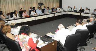 cuba, parlamento cubano, ley helm-burton, bloqueo de eeuu a cuba, asamblea nacional del poder popular, comisiones de trabajo permanente de la asamblea nacional