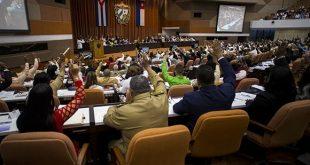 Asamblea Nacional, Parlamento, Cuba, bloqueo