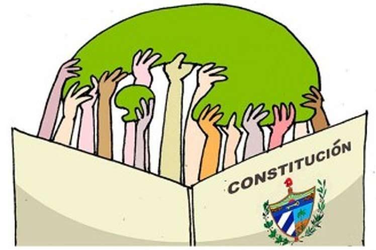 A la Asamblea Nacional del Poder Popular corresponderá la proclamación.