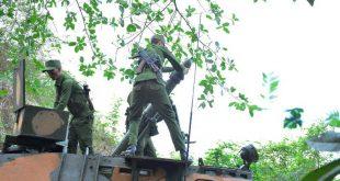 sancti spiritus, fuerzas armadas revolucionarias, defensa nacional