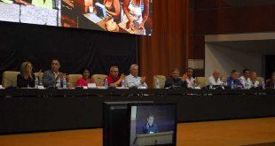 cuba, central de trabajadores de cuba, XXI congreso de la central de trabajadores de cuba