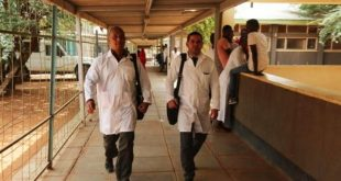medicos cubanos, kenya,