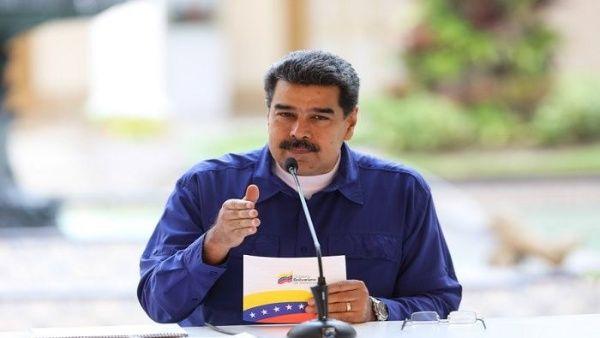 Venezuela, Nicolás Maduro, Estados Unidos