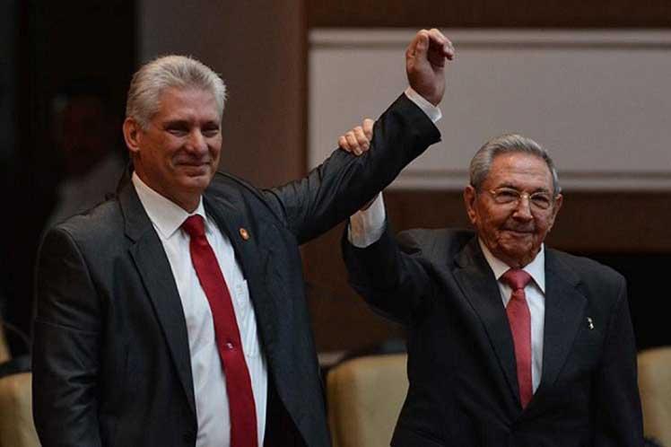 cuba, presidente de cuba, miguel diaz-canel