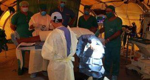 cuba, mozambique, medicos cubanos, contingente henry reeve