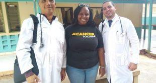 Cuba, Kenya, médicos secuestrados