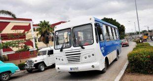 sancti spiritus, transporte urbano, transporte rural