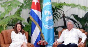 cuba, asamblea general de las naciones unidas