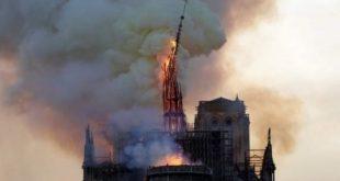 Francia, Notre Dame, incendio, Minrex