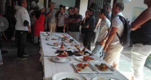 trinidad, union de jovenes comunistas, organizacion de pioneros jose marti, culinaria, gastronomia