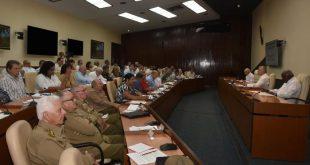 Consejo de Ministros, Díaz-Canel