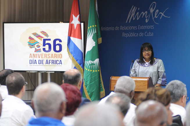 cuba, africa, dia de africa