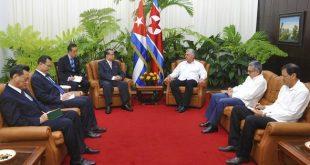 Cuba, Norcorea, Raúl Castro, Díaz-Canel