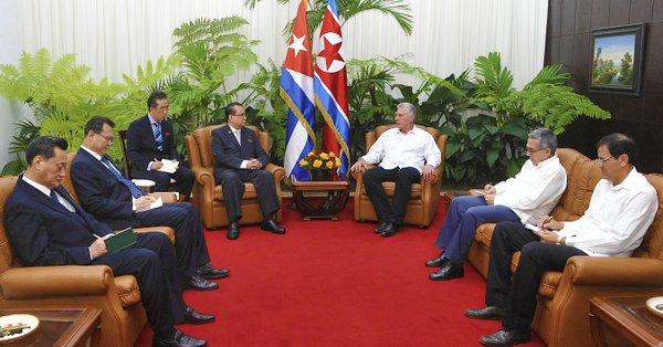 En ambos encuentros trascendió el excelente estado de las relaciones que unen a nuestros pueblos, partidos y gobiernos. (Foto: Presidencia)