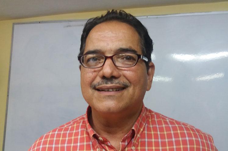 Rafael Emilio Cervantes recordó que la suspensión de este tipo de diligencias en la isla es una decisión del gobierno estadounidense. (Foto: PL)