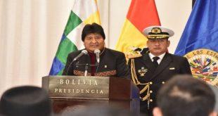 Evo Morales, elecciones, Bolivia