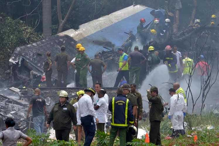 cuba, accidente aereo, aeronautica civil cubana