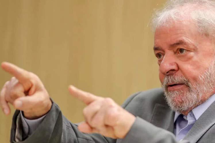 Para la Asociación, está demostrado que la prisión de Lula tuvo motivación política. (Foto: PL)