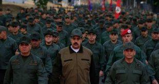 venezuela, nicolas maduro, fuerza armada nacional bolivariana, injerencia