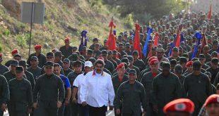 Venezuela, Nicolás Maduro, Fuerzas Armadas