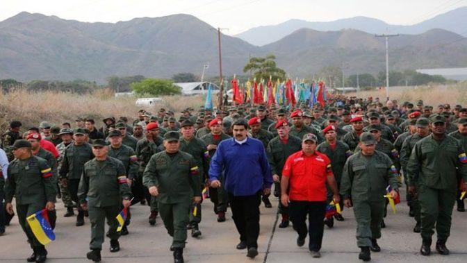 Maduro reiteró que él ha realizado varios llamados al diálogo nacional para lograr la paz en el país y el respeto a la soberanía. (Foto: TeleSUR)