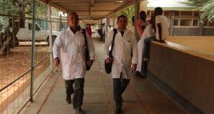 Kenya, Cuba, médicos secuestrados