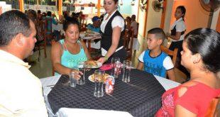 Día de las madres, Sancti Spíritus, gastronomía