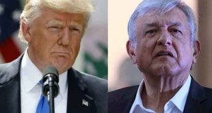 México, Estados Unidos, López Obrador, Donald trump