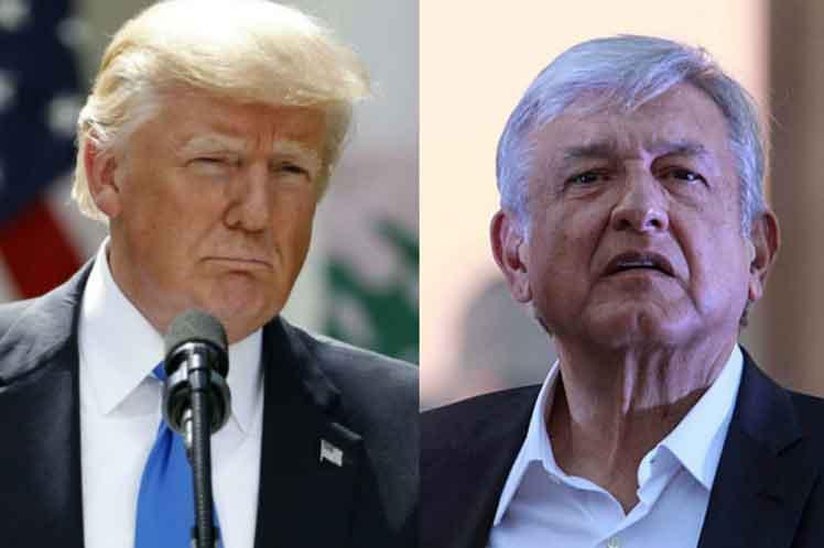 Los pueblos merecen que se recurra al diálogo y se dé prioridad a la prudencia y responsabilidad, señala López Obrador. (Foto: PL)