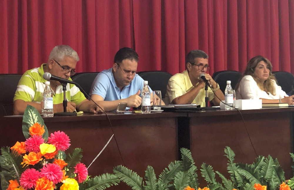 sancti spiritus, uneac, union de escritores y artistas de cuba, cultura, noveno congreso de la uneac