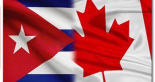 Cuba, Canadá, cancilleres