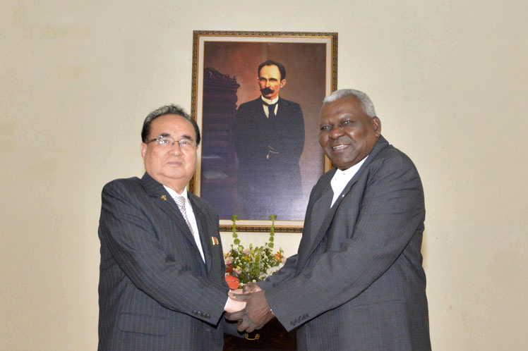 cuba, rpdc, corea democratica, esteban lazo, parlamento cubano, asamblea nacional del poder popular