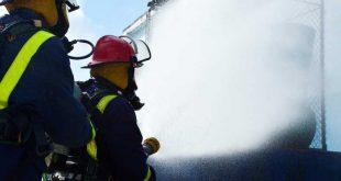 bomberos, Sancti Spíritus