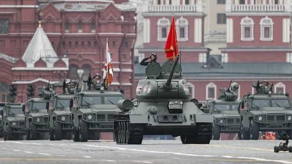 rusia, gran guerra patria, vladimir putin