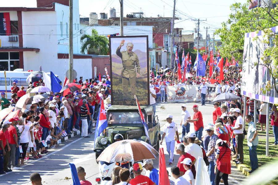 sancti spiritus, primero de mayo, primero de mayo en sancti spiritus, dia internacional de los trabajadores