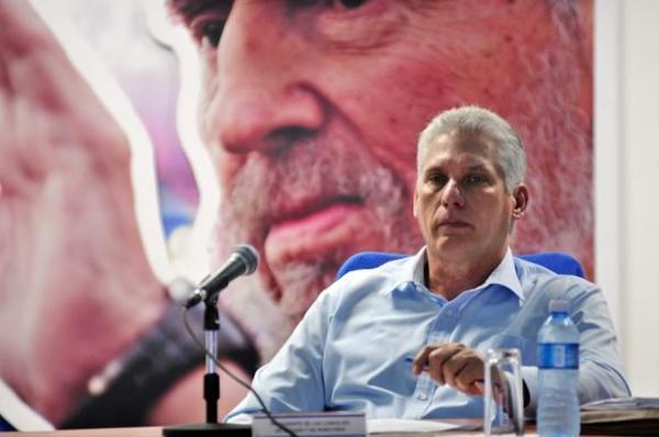 cuba, relaciones cuba-estados unidos, bloqueo de eeuu a cuba, ley helms-burton, miguel diaz-canel, presidente de cuba
