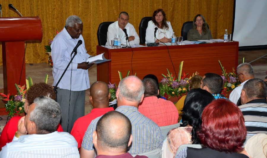 sancti spiritus, esteban lazo hernandez, asamblea nacional del poder popular, asamblea provincial del poder popular, parlamento cubano