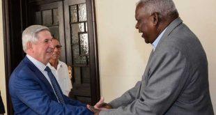 cuba, rusia, parlamento cubano, esteban lazo