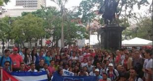 cuba, venezuela, estudiantes latinoamericanos, oclae