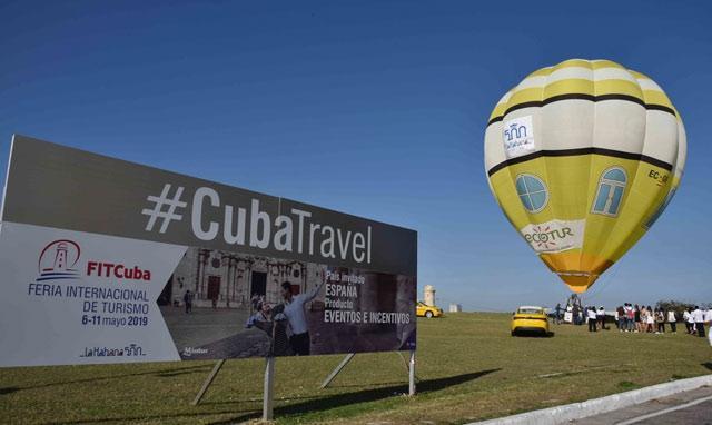 cuba, fitcuba2019, feria internacional del turismo