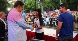 OCLAE, Nicolás Maduro, Venezuela