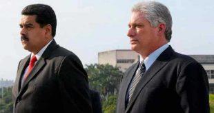 cuba, venezuela, miguel diaz-canel, presidented e cuba, alba-tcp
