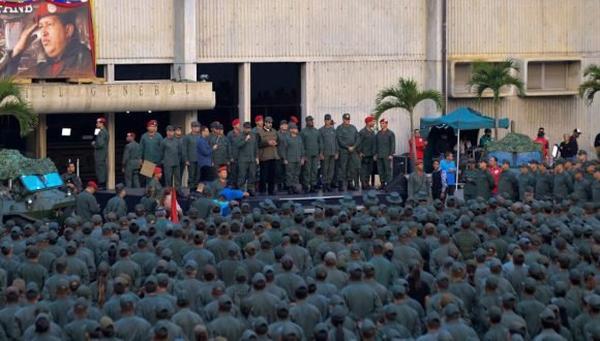 venezuela, nicolas maduro, fuerzas armadas bolivarianas